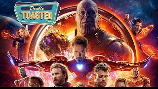 AVENGERS INFINITY WAR SPOILER TALK - Double Toasted Reviews