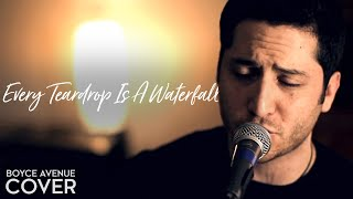 Coldplay  Every Teardrop Is A Waterfall Boyce Avenue Acoustic Cover On Apple  Spotify