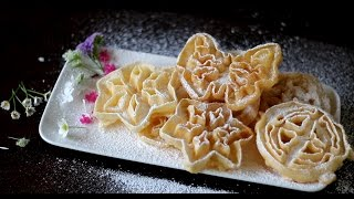 Noon Panjereh Recipe _ Persian Sweets