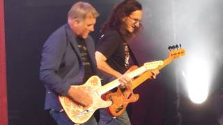 """Lakeside Park & Anthem"" Rush@Wells Fargo Center Philadelphia 6/25/15 R40 Tour"
