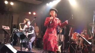2017.02.17 riddim of JAMMIN'+Chika  芸者ワルツ