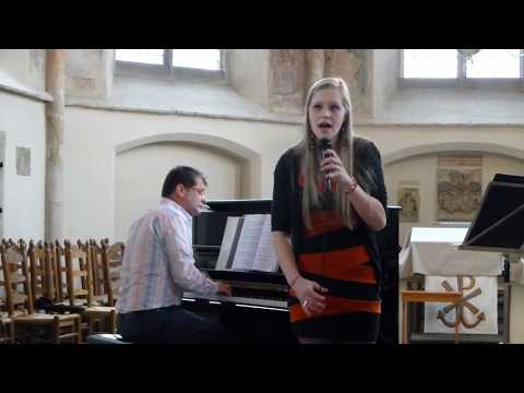 Gabriëlla's song - As it is in heaven (English version)