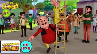 John The Alien - Motu Patlu in Hindi - 3D Animated cartoon series for kids - As on Nick