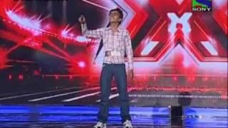 5  Funny X Factor India 31st May Auditions   Delhi   Manu Bishnoi   Bejaan Dil Ko