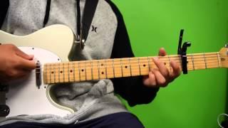 COS Rhythm Guitar Tutorial for