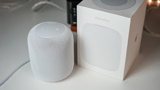 Apple HomePod - From An Audiophiles Perspective - Unboxing and first impressions...
