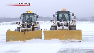 Japanology Plus - Snow Removal