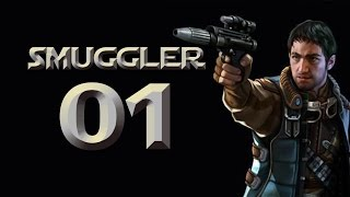 Smuggler - Part 1 (ATTITUDE PROBLEM - Star Wars: The Old Republic SWTOR Let's Play Gameplay)