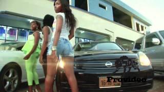 Ragga Djong Ft. LUX - Monie Ala dey [OFFICIAL VIDEO]