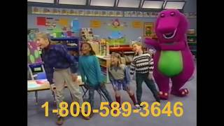 Barney's Greatest Hits Commercial