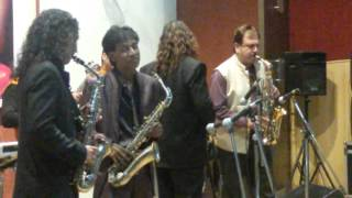 Lag Ja Gaale ... Song on Saxophone Played by Sadanand Ingle