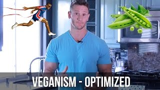 How to Get Protein and Omega 3 as a Vegan- Thomas DeLauer