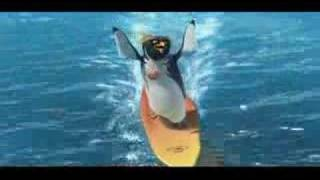 Watch the new Surf's Up trailer