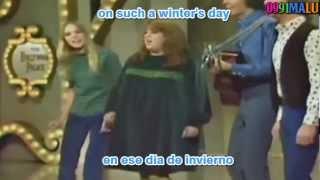 California Dreamin-The Mamas & The Papas(subtitulado en ingles y español)[with lyrics]