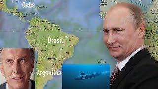 Las Conversaciones SECRETAS Entre Vladimir Putin y Mauricio Macri sobre el ARA San Juan