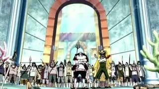 One Piece Amv - The Fishman Island