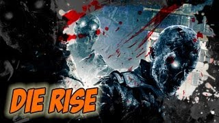 Call of Duty Black Ops 2 Revolution DLC - Die Rise Cinematic Intro Trailer