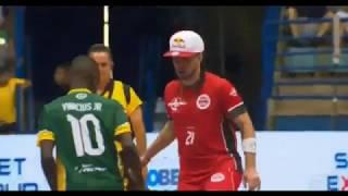 Vinícius Junior vs Sean Garnier • Reis do Drible • 17/12/2017 HD