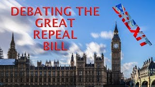 ⚖️  Brexit - Why are Remain MPs Trying to Trash the EU Withdrawal Bill? ⚖️