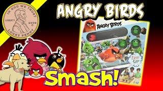 Angry Birds Pig Island SmashDown Family Game