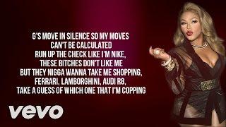 Lil Kim - Cut It (Lyrics Video) Verse HD