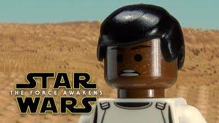 Star Wars: The Force Awakens Teaser Trailer (in LEGO)