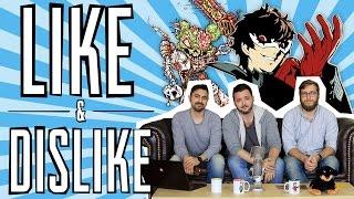 LIKE & DISLIKE: Persona 5, Drawn to Death, anuncios en HTC Vive, Matías Morla...
