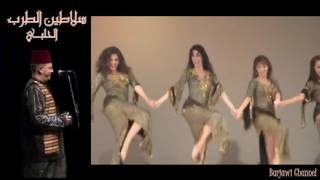 طرب حلبي   يا ويل يا ويل حالي   Belly Dance