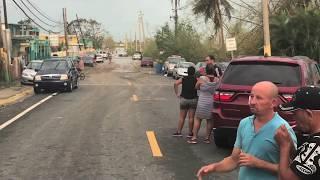 Huracan Maria,Barrio Ingenio Toa Baja