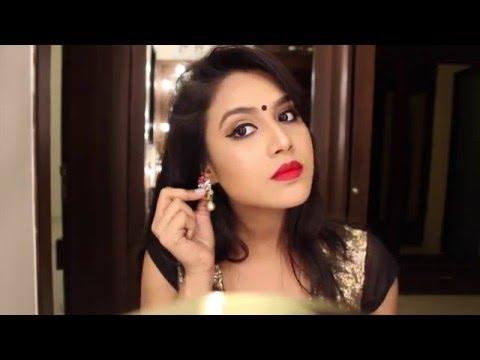 Indian party makeup tutorial