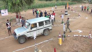 ITBP DRIVER DRIVING TRADE TEST