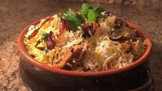 اكلات هندية : الرز البرياني بالدجاج Chicken Biryan II