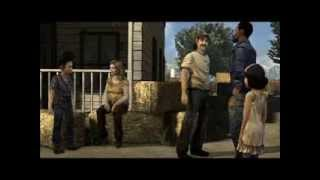 The Walking Dead Game Movie (Full 7 1/2 hour version) GifMike