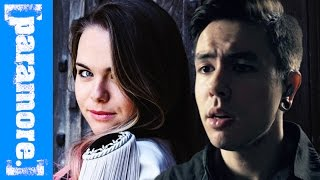 Paramore: Still Into You [NateWantsToBattle feat. AmaLee Music Song Cover]