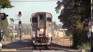 Birthday railfanning at Carlsbad Village 4/15/17