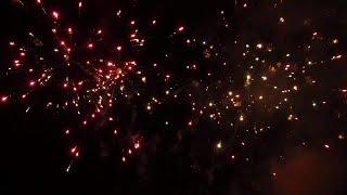 Ein Lebenszeichen, PyroHeuler wünscht nen Guten Rutsch! / Feuerwerk mit Funke, Xplode, Röder und Co.