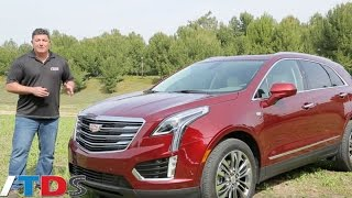 2017 Cadillac XT5 - First Drive & Review