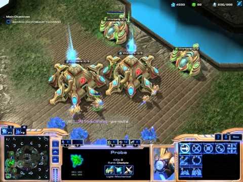 SC2 FFS Event226 Game 6 Part 2/5 (God's Land)