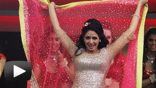 Sridevi Dance Performance At IIFA 2013 #IIFA 2013