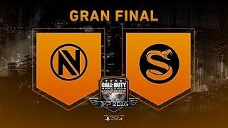 GRAN FINAL CoD: Championship 2016 - Splyce vs Envyus
