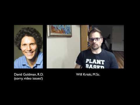 Intermittent Fasting Health Benefits, Viewer Q&A with David Goldman, RD
