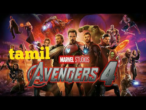 avengers infinity war in tamil