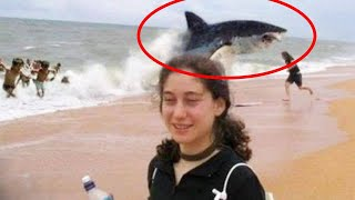قصص مرعبة عن هجمات الاسماك القرش