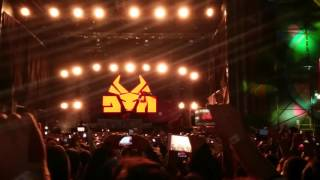 Intro Die Antwoord Lollapalooza 2016