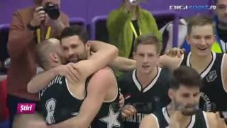 U BT Cluj-Napoca câștigă pentru a doua oară consecutiv Cupa României