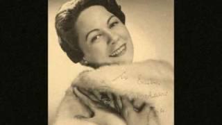 Renata Tebaldi Mild und leise (italiano)