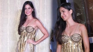 HOT & CUTE Katrina Kaif At Manish Malhotra's Birthday Party 2016 Thrown By Karan Johar