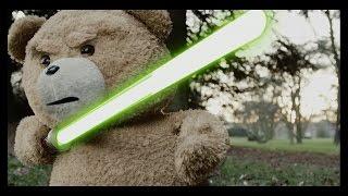 TED vs. DARTH VADER! - Star Wars Parody