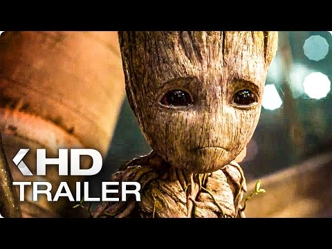 GUARDIANS OF THE GALAXY VOL. 2 Trailer 3 2017