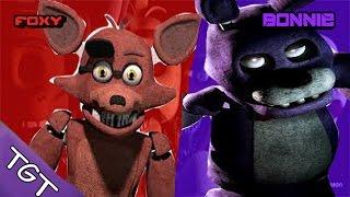 Batallas Legendarias:Bonnie v.s Foxy